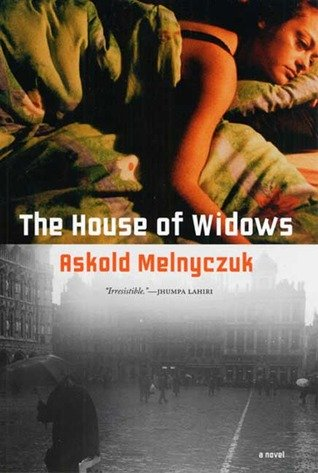 House of Widows cover