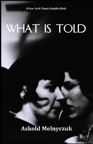 What Is Told Cover